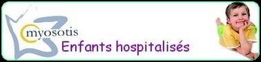 Myosotis Enfants Hospitalisés